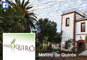 Facebook Molino de Quiros